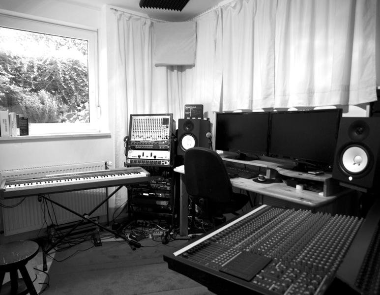 Regieraum Tonstudio Hannover
